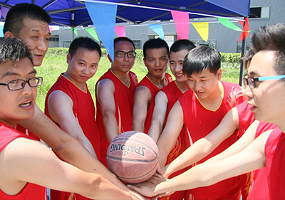 成都壹品歐迪家具有限公司 第二屆文化節-籃球比賽