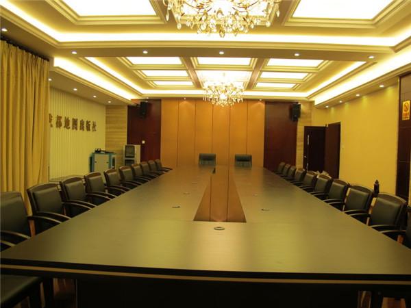 成都地圖出版社會議室辦公家具——壹品歐迪工程案例