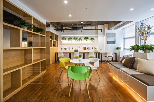 現代辦公家具打造出來一個世外桃源般的辦公環境-loft風格